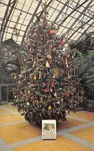 top015511 - Christmas Trees Post Card