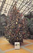 top015533 - Christmas Trees Post Card