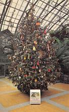 top015535 - Christmas Trees Post Card