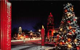 top015553 - Christmas Trees Post Card