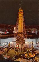 top015561 - Christmas Trees Post Card