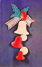 top015577 - Christmas Trees Post Card