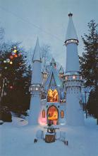 top015603 - Christmas Trees Post Card