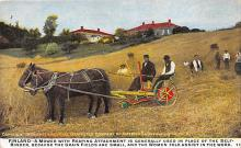 top015841 - Farming Post Card