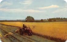 top015849 - Farming Post Card