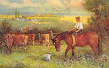 top015851 - Farming Post Card