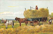 top015863 - Farming Post Card