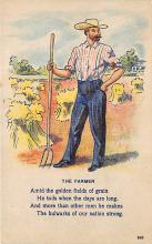 top015873 - Farming Post Card