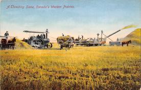 top015943 - Farming Post Card