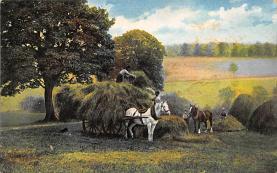 top015953 - Farming Post Card