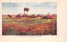 top015957 - Farming Post Card