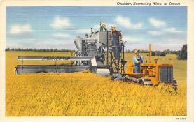 top015959 - Farming Post Card