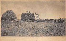 top015961 - Farming Post Card