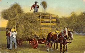 top015965 - Farming Post Card