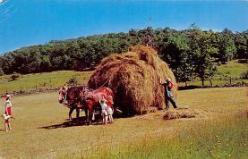 top015967 - Farming Post Card