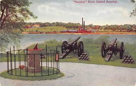 top015999 - Guns Factories Gun Factory Post Card