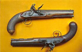 top016007 - Guns Factories Gun Factory Post Card