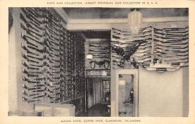top016013 - Guns Factories Gun Factory Post Card