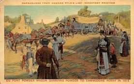 top016023 - Guns Factories Gun Factory Post Card
