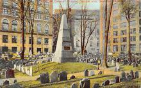 top016029 - Cemetaries Cemetery Post Card
