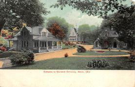 top016041 - Cemetaries Cemetery Post Card