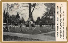 top016079 - Cemetaries Cemetery Post Card