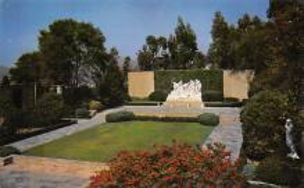 top016087 - Cemetaries Cemetery Post Card