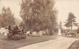 top016093 - Cemetaries Cemetery Post Card