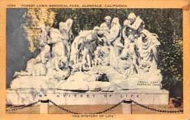 top016103 - Cemetaries Cemetery Post Card