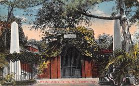 top016105 - Cemetaries Cemetery Post Card