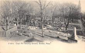 top016133 - Cemetaries Cemetery Post Card
