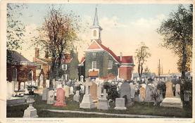 top016135 - Cemetaries Cemetery Post Card