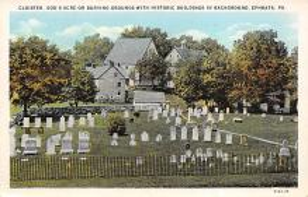 top016137 - Cemetaries Cemetery Post Card