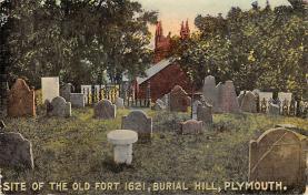 top016153 - Cemetaries Cemetery Post Card