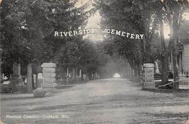 top016157 - Cemetaries Cemetery Post Card
