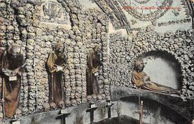 top016167 - Cemetaries Cemetery Post Card