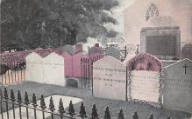 top016179 - Cemetaries Cemetery Post Card