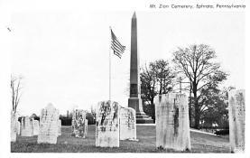 top016185 - Cemetaries Cemetery Post Card