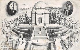top016207 - Cemetaries Cemetery Post Card
