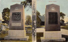 top016231 - Cemetaries Cemetery Post Card