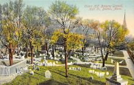 top016235 - Cemetaries Cemetery Post Card