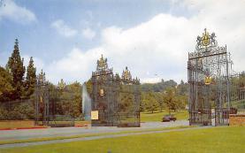 top016237 - Cemetaries Cemetery Post Card