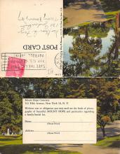 top016239 - Cemetaries Cemetery Post Card