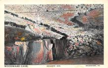 top016383 - Caves Post Card