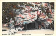 top016387 - Caves Post Card