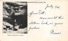 top016577 - Caves Post Card
