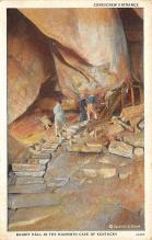 top016633 - Caves Post Card