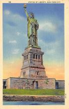 top016641 - Statue of Liberty Post Card