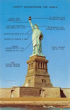 top016653 - Statue of Liberty Post Card