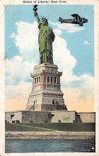 top016655 - Statue of Liberty Post Card